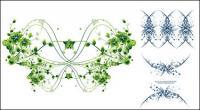 레이스 패턴 벡터