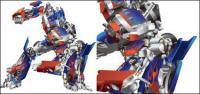 Transformers Optimus Prime Vektor