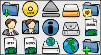 descarga del paquete de materiales del png neoaquatb icono