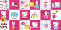 vector oficial de Hello kitty 159/173