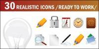 وضع علامة على مصابيح، القلم، جهاز ضبط الوقت ناقلات الأمراض لوك، القرن البوصلة، الميكروفون