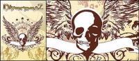 Logotipo de cráneo