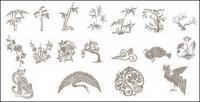 Classical Chinese auspicious designs