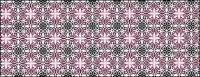 El chino clásico mosaico patrón diseños-2