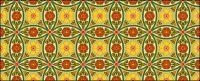 Klassische Kachel-Muster-Vektor-8