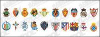 스페인 축구 클럽 로고