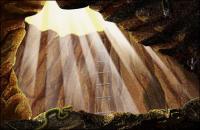 แสงและถ้ำ