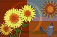 ชุดรูปแบบที่คมชัดเป็นพิเศษซูเปอร์ดอกไม้-3