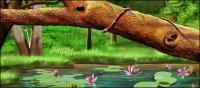 Hutan lotus
