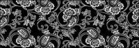 Material de fundo em mosaico tradicional vector-6