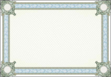 Classic pattern border security 02-- vector material